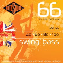 Rotosound SM66 Swing Bass Hybrid Strings